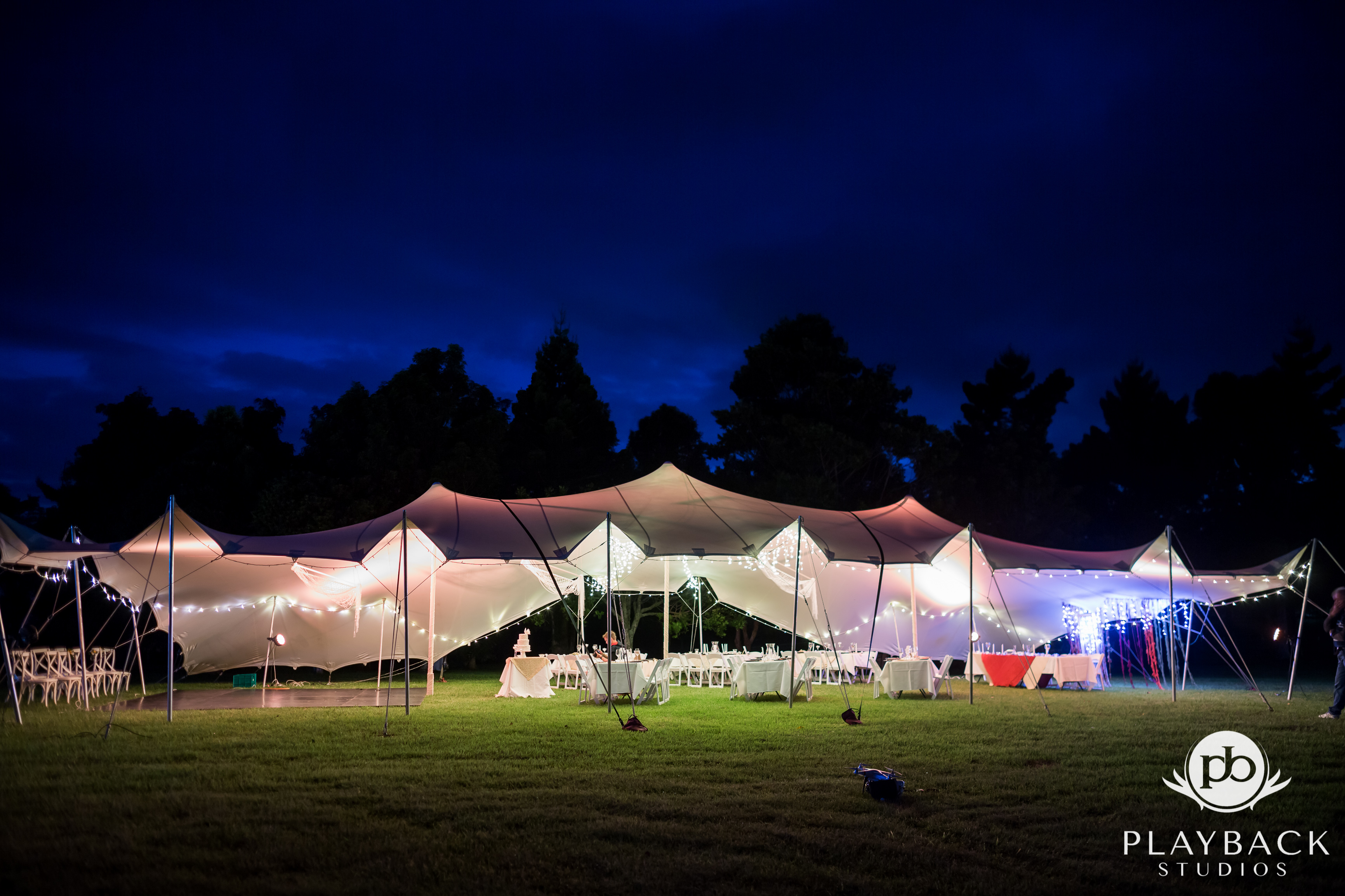 200sqm Freestyle Marquee
