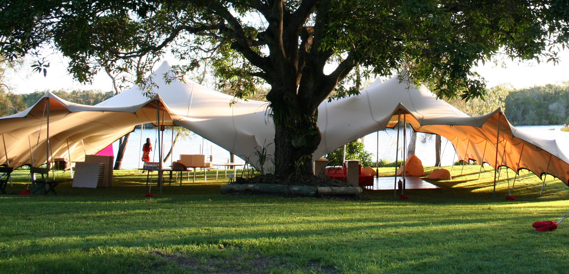 Marquee Hire Sunshine Coast River Marquee