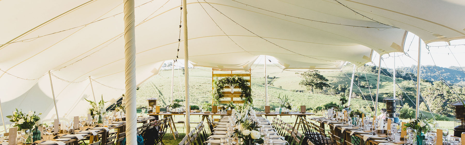 Weddin Marquee Hire