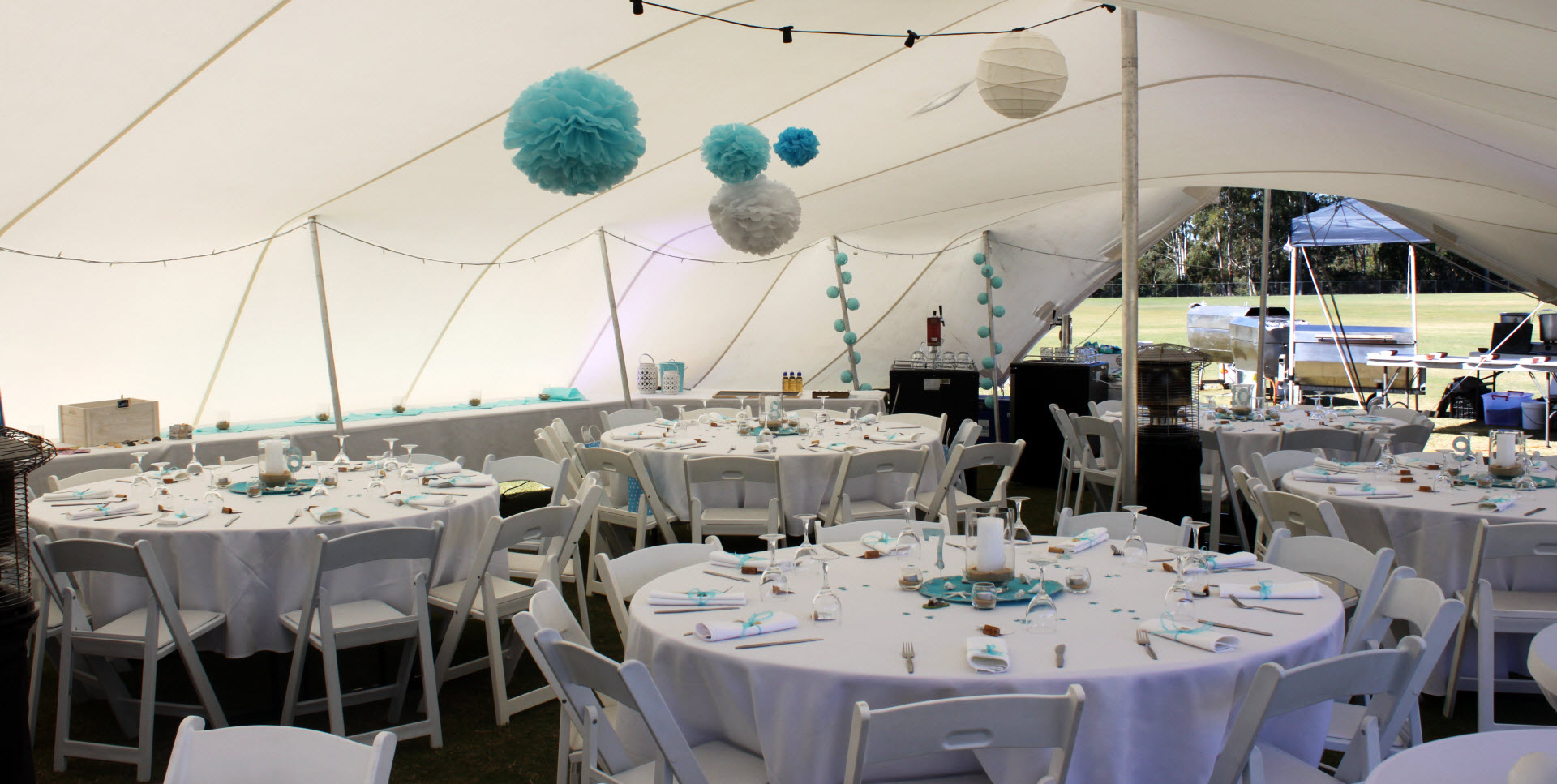 Marquee Hire Sunshine Coast White Marquee