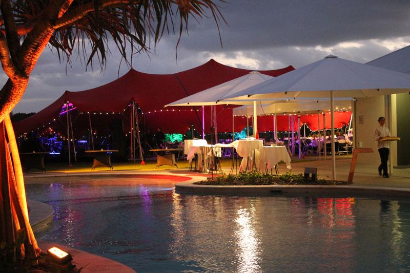 Pool tent 1
